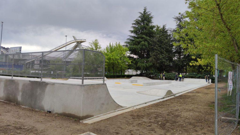 Skate park de O Couto