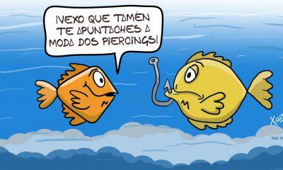 Xosevich 2021 peixes piercing Humor