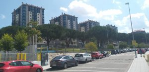 Parque de Angelita Paradela en Barrocás