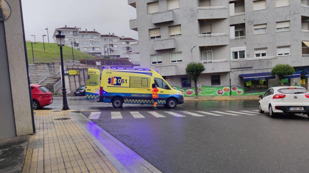 Ambulancia 061 A Valenzá