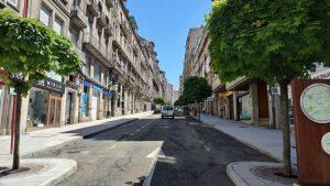 Calle Concordia de Ourense