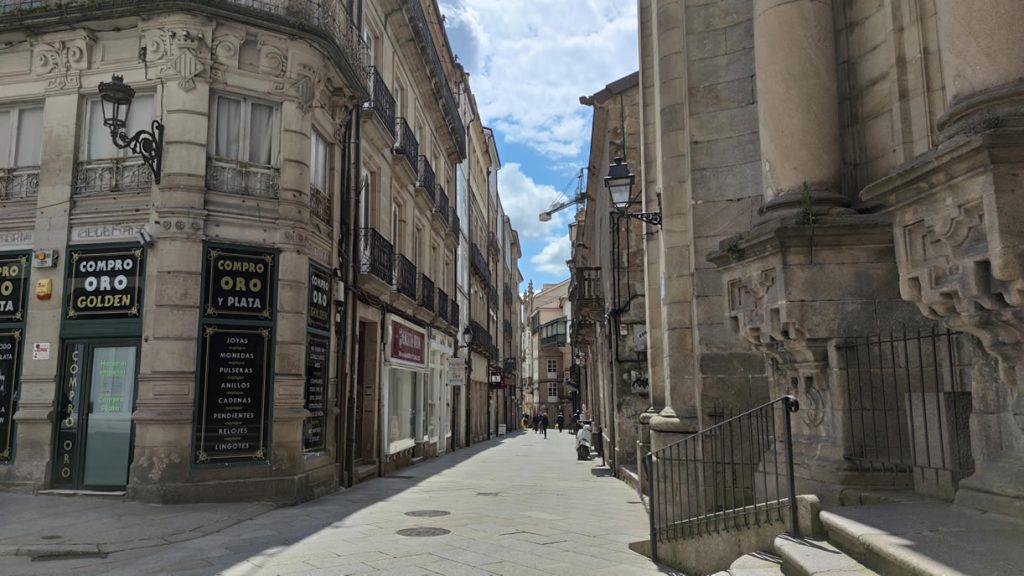 Calle Lamas Carvajal
