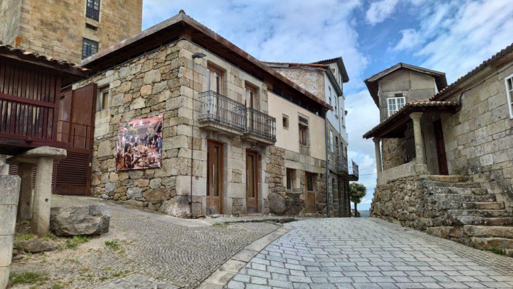 Calle de Vilanova Dos Infantes