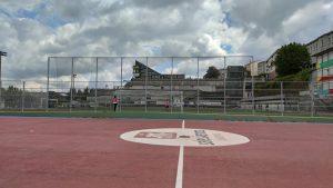 Campo de fútbol de Salesianos