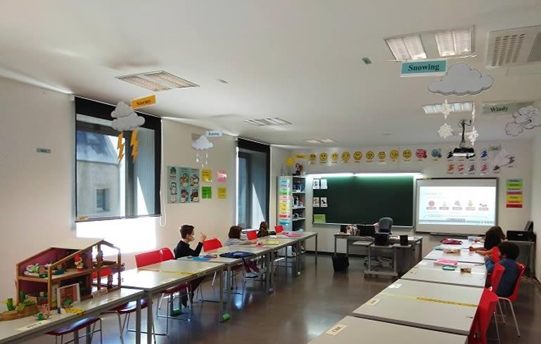 Escuela de Idiomas de Ourense