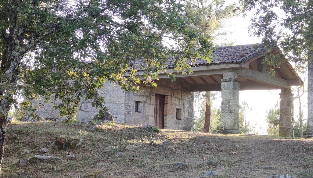 Frontal de la Capilla de San Trocado