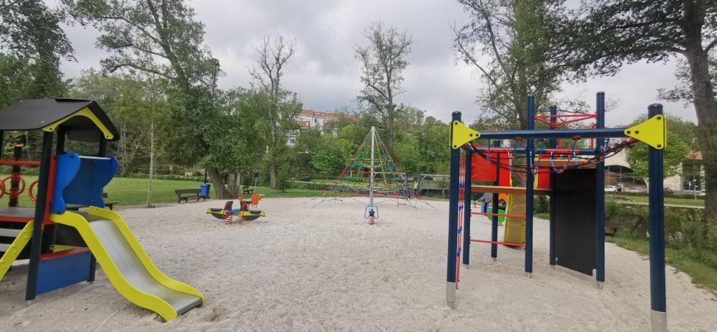 Parques de Allariz