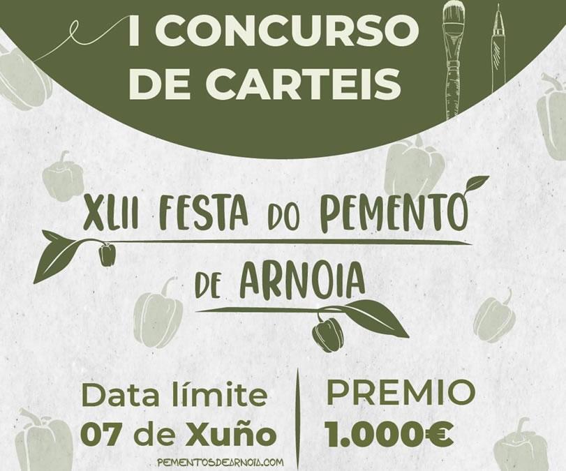 Pementos de Arnoia