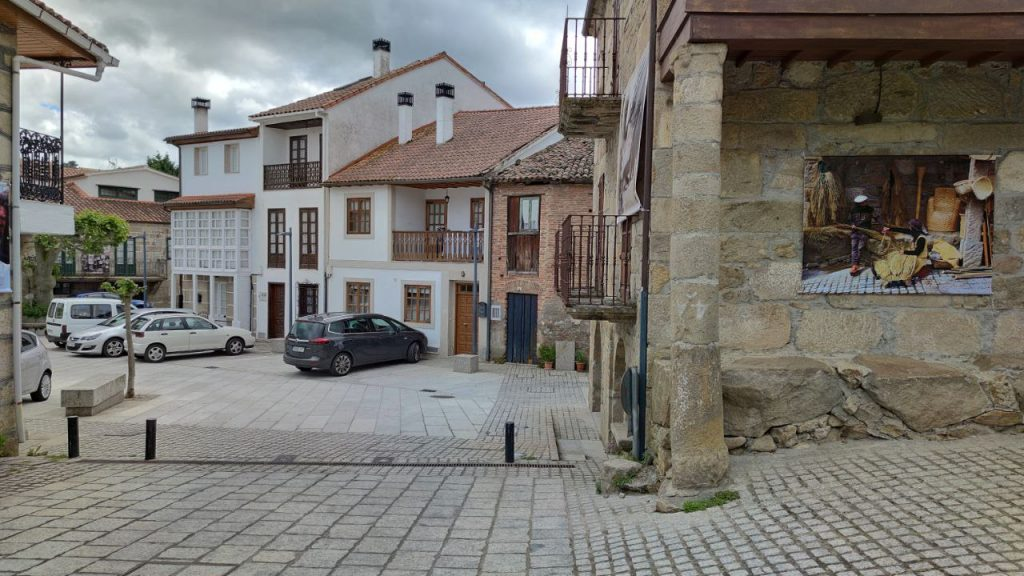 Plaza Vilanova Dos Infantes