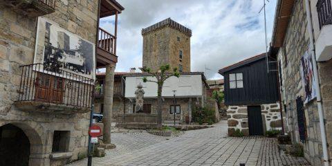 Plaza y Torre de Vilanova Dos Infantes