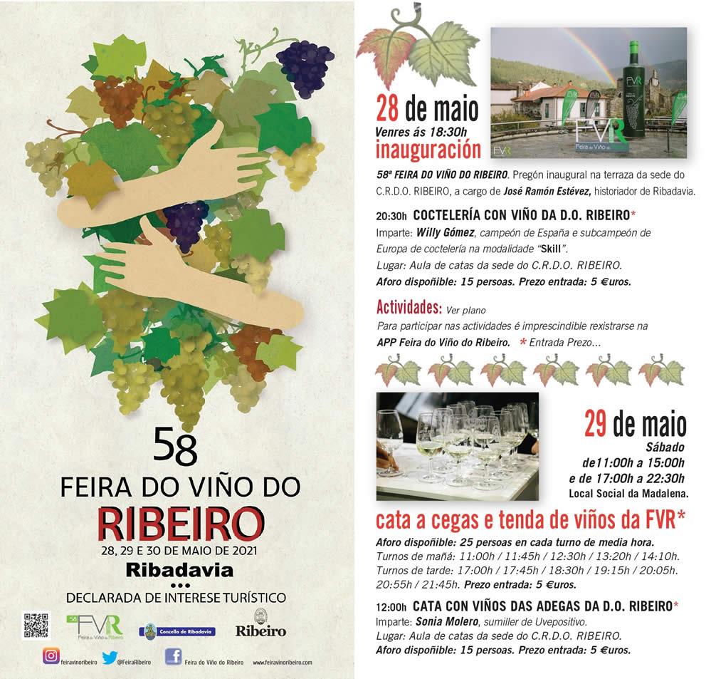 Programa feira do viño de Ribadavia 58