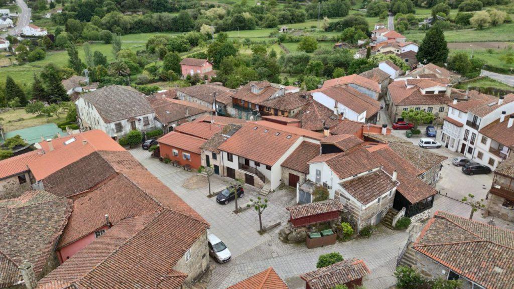 Pueblo de Vilanova Dos Infantes