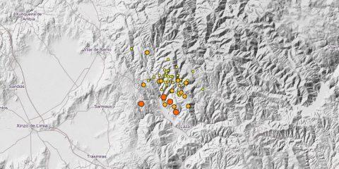 Terremoto en Laza
