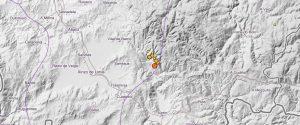 Terremotos en Laza