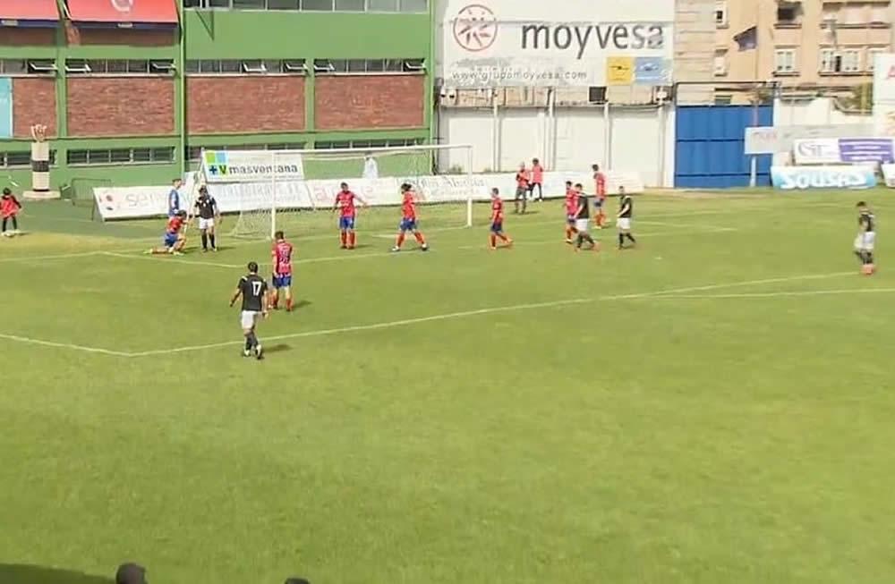 UD Ourense vs Estudiantil