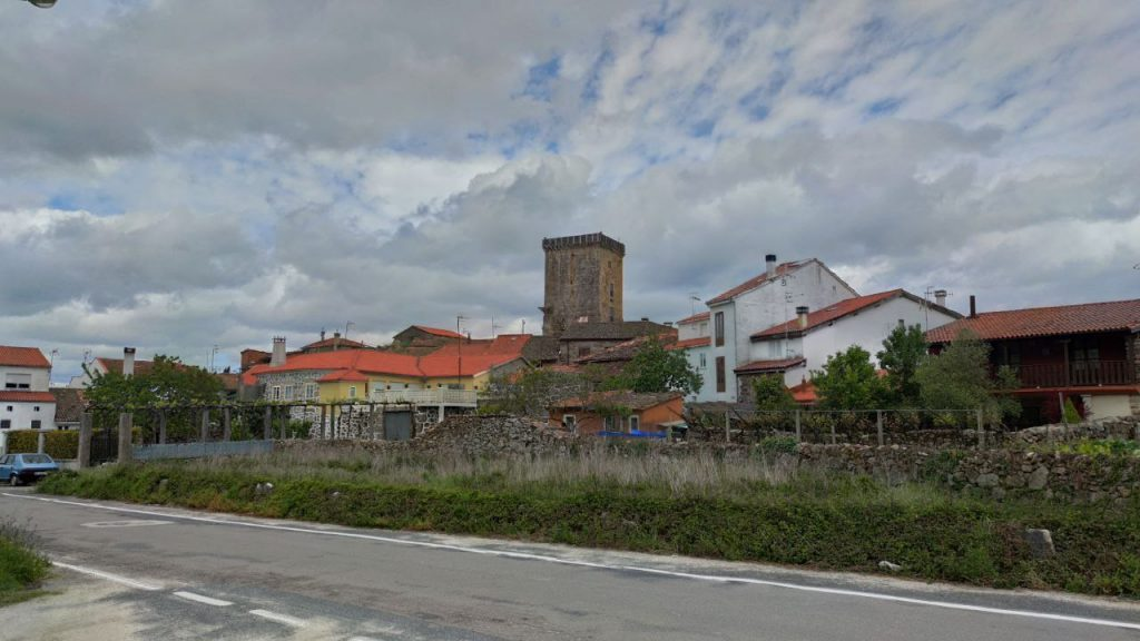 Vista de Vilanova Dos Infantes