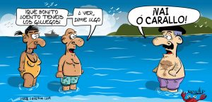 Xosevich 2021 el acento gallego humor chistes