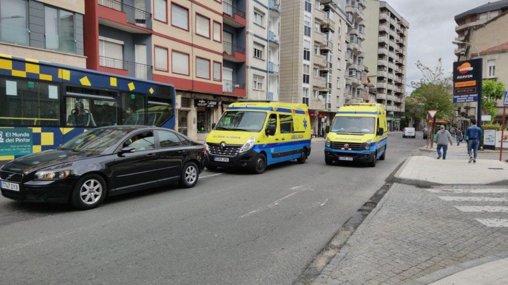 Ambulancias en Progreso