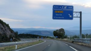 Autovía A52 Verín