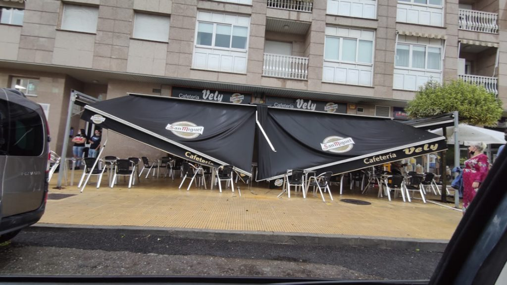 Cafetería Vely en A Valenzá