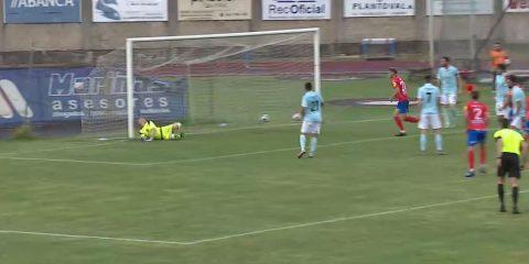 Gol del Centro de Deportes Barco