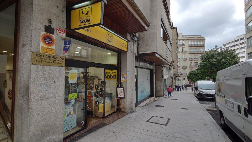 Librería Nobel de Ourense