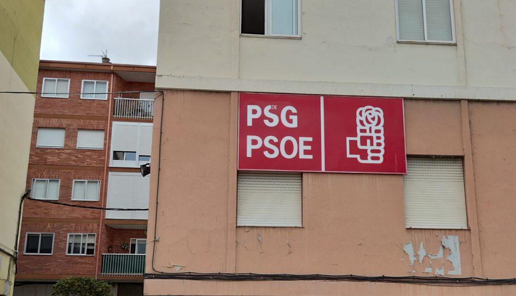 PSdeG PSOE