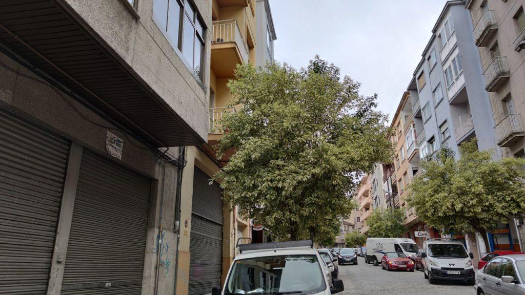 Rúa Jesús Soria