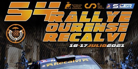 54 rallye de Ourense