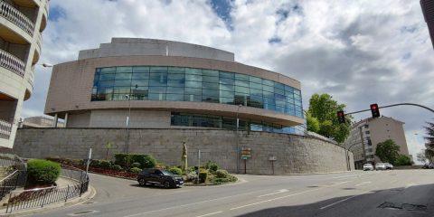 Auditorio municipal de Ourense