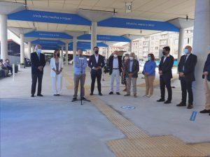 Inauguración Intermodal de Ourense