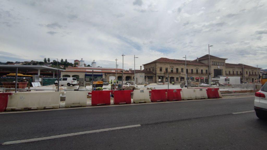 La obra de la nueva intermodal será inaugurada mañana