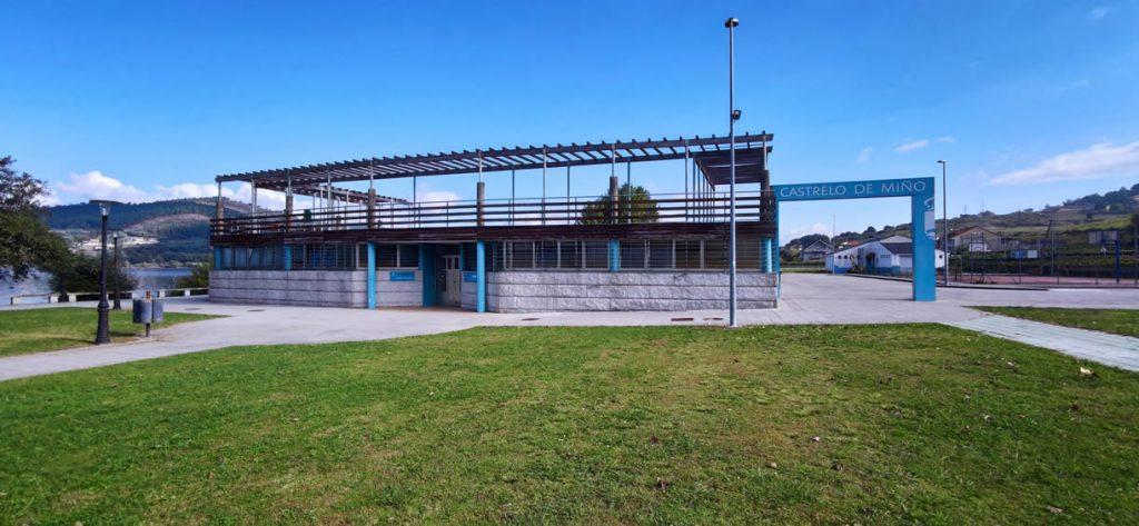 Piscinas Municipales de Castrelo de Miño
