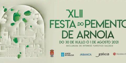 XLII festa do pementos de Arnoia