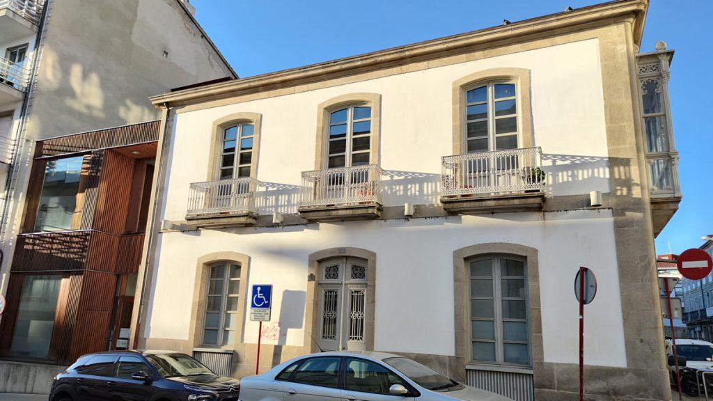 García Mosquera 19 oficinas concello de Ourense
