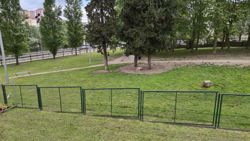 Parque de Perros de Salesianos