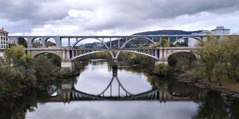 Ponte Nova o Puente Nuevo de Ourense