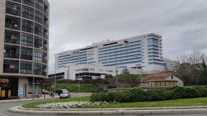 Residencia Hospital Público de Ourense Chuo