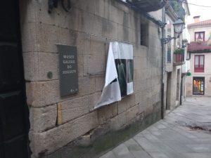 Vandalismo Allariz