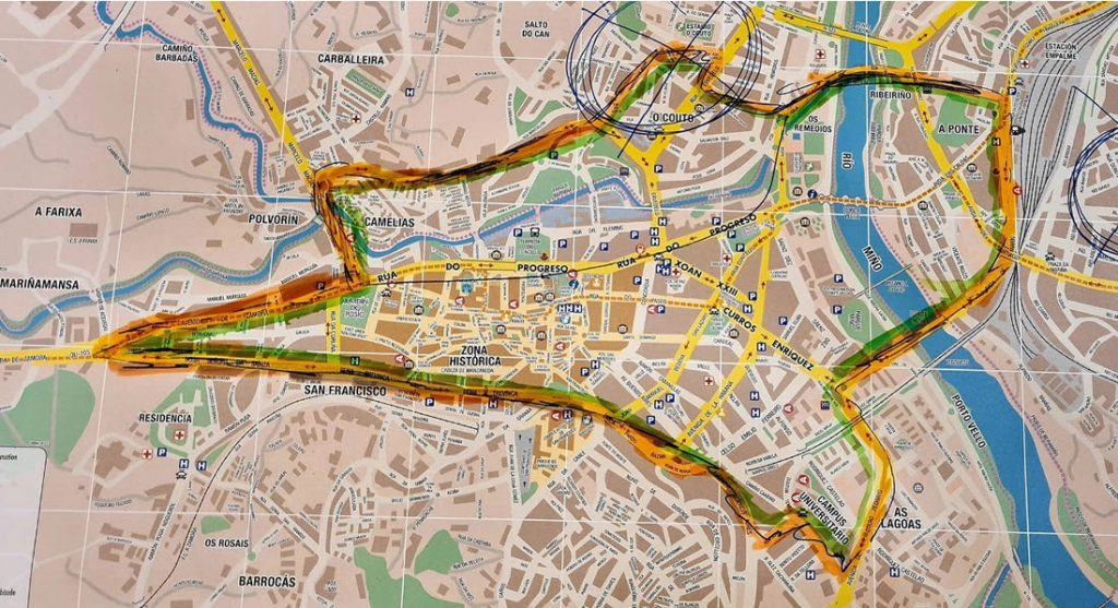 Bus Circular de Ourense