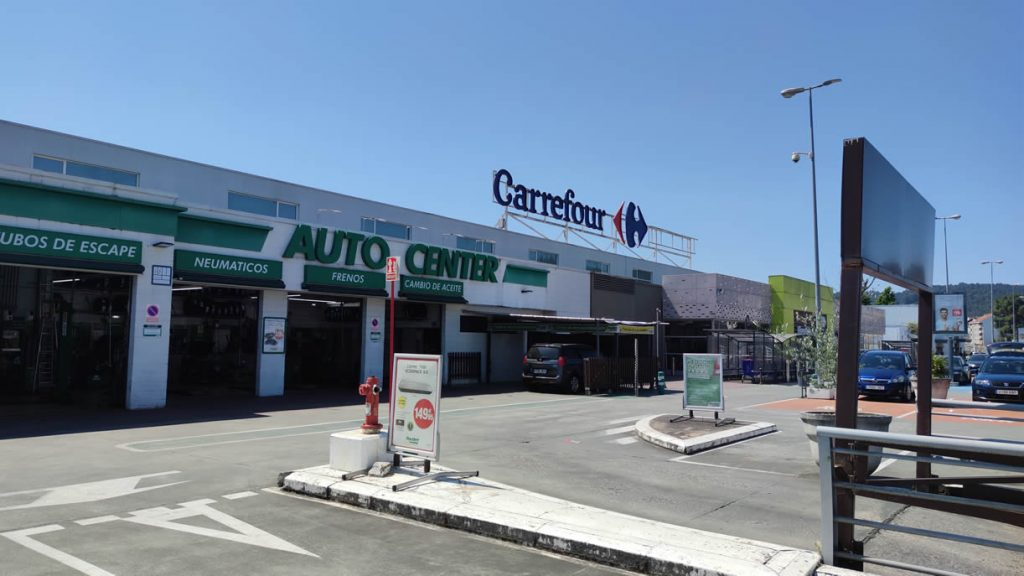 Carrefour Ourense