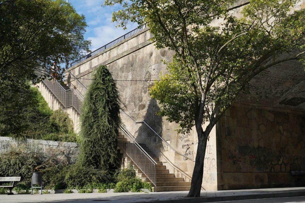 Avenida de Marín a Ponte