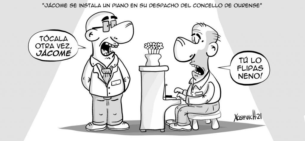 Chiste Gonzalo Pérez jácome alcalde de Ourense humor meme tu lo flipas Xosevich 21