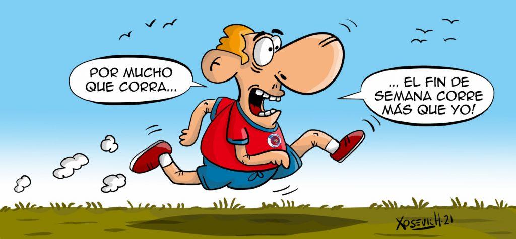 Futbol UD Ourense UDO fin de semana Xosevich 21 humor chistes memes