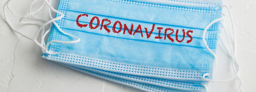 Mascarillas y coronavirus