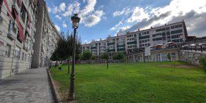 Parque Da Solaina en A Valenzá
