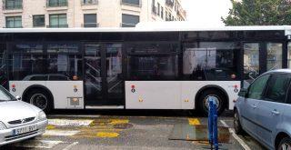Nuevo autobús de A Valenzá