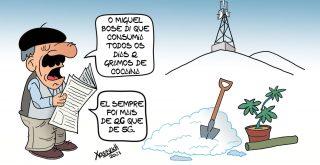 Xosevich Humor Miguel Bosé