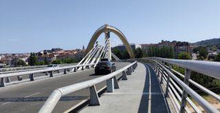Carriles del Puente del Milenio
