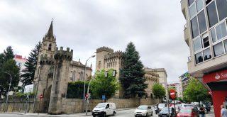 Colegio Santo Ángel en el Couto